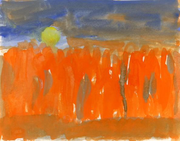orange skog III007