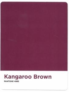 Kangaroo Brown