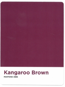 Kangaroo Brown