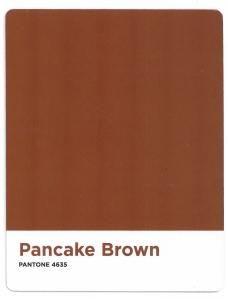 Pancace Brown