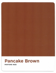 Pancace Brown