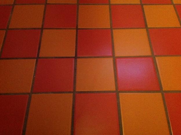 Varmt golv