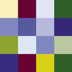 Färgschema II