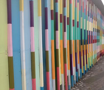 Analogt plank i Köpenhamn