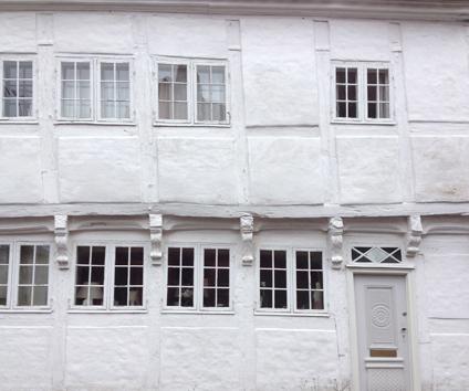 Vitt hus, Helsingør