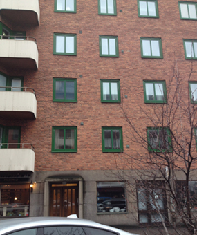 Kusttorget fasad