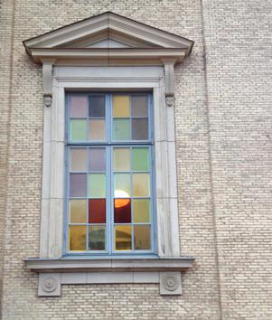 Domkyrkans fönster