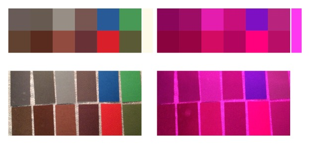 Färgschema dans2