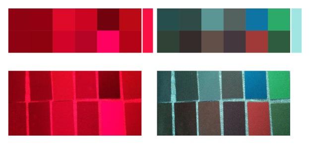 Färgschema dans3