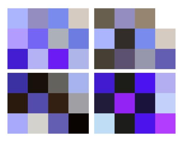 färgschema finlandia